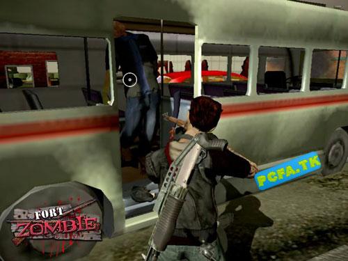 دانلود بازی زیبا و ترسناك Fort Zombie-RiTUEL